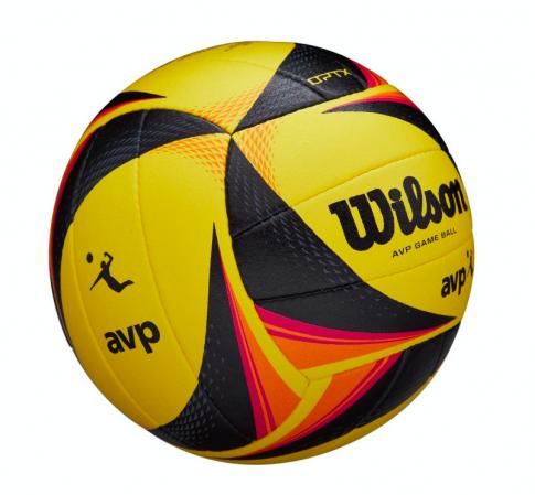 Wilson OPTX AVP Game Ball - Мяч для Пляжного Волейбола - 4