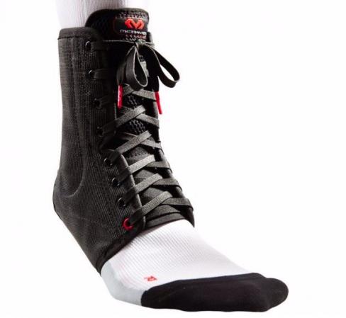 McDavid Level 3 Ankle Brace / lace-up w/ stays - Спортивный голеностоп - 1