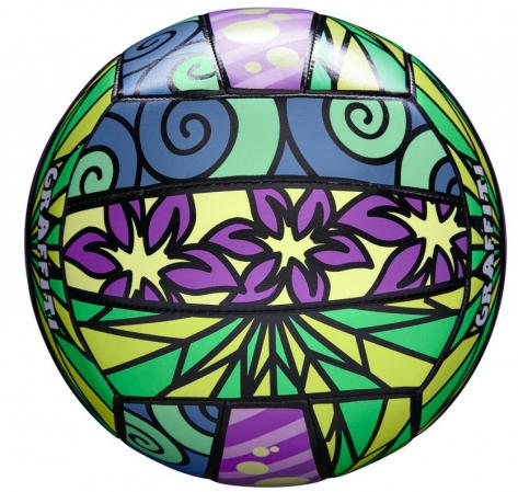 Wilson Graffity - Мяч для Пляжного Волейбола - 2