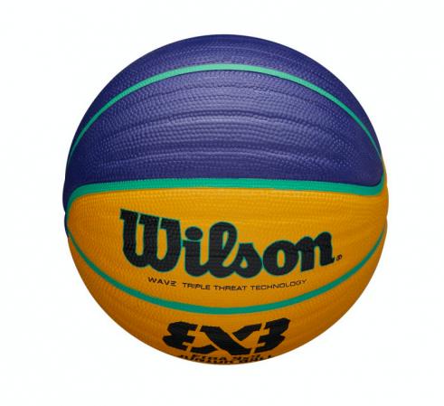 Wilson FIBA 3x3 Junior Game Basketball - Мяч для стритбола - 4