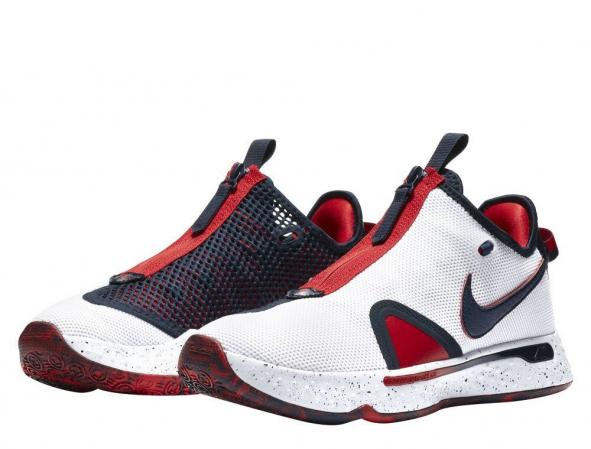 Nike PG 4 - Баскетбольные Кроссовки - 3