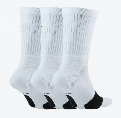 Nike Everyday Crew Basketball Socks (3 Pair) - Баскетбольные Носки - 2
