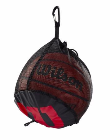 Wilson Single Ball Basketball Bag - Сумка для мяча - 1