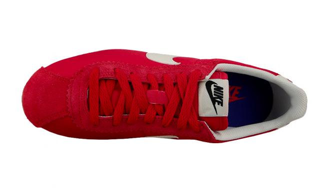 Nike Classic Cortez Nylon Premium - Женские Кроссовки - 4