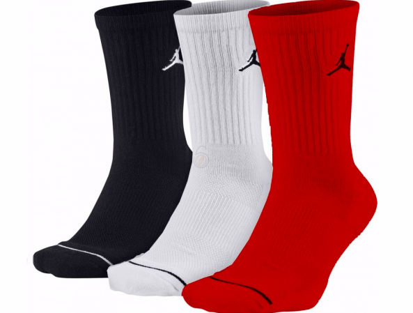 Jordan Jumpman Dri-Fit 3PPK - Баскетбольные носки (3 пары) - 1
