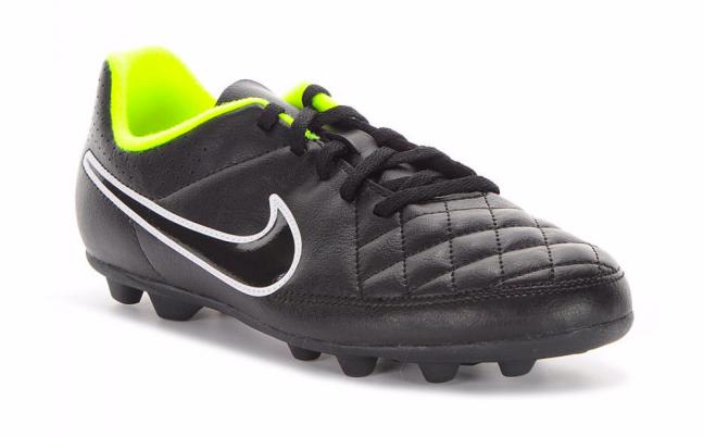 Nike Jr Tiempo Rio II Fg-R - Детские Футбольные Кроссовки - 1