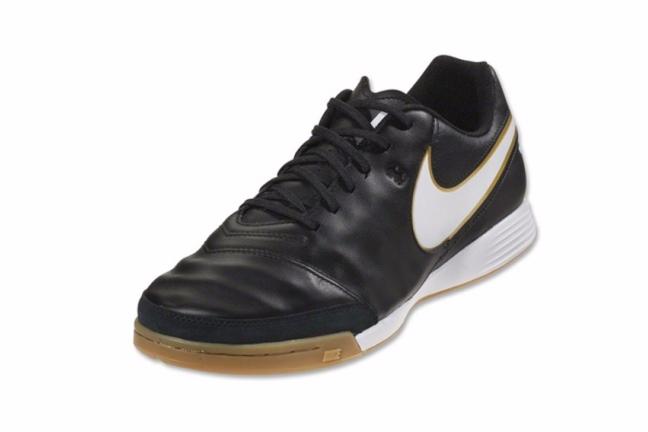 Nike Tiempo Genio II IC - Детские Футбольные Кроссовки - 1