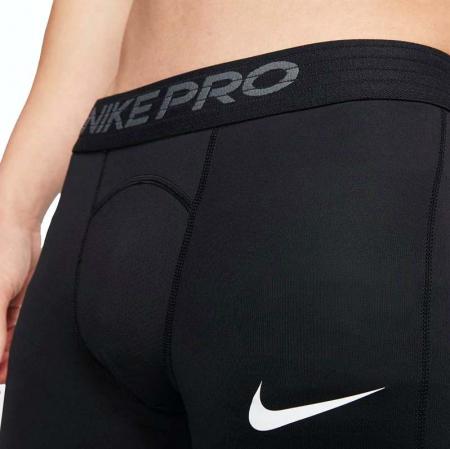 Nike Pro 3/4 Tights - Компрессионные Штаны - 2
