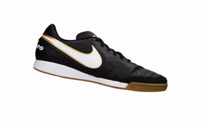Nike Tiempo Genio II IC - Детские Футбольные Кроссовки - 3