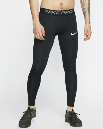Nike Pro Men's Tights - Компрессионные Штаны - 2