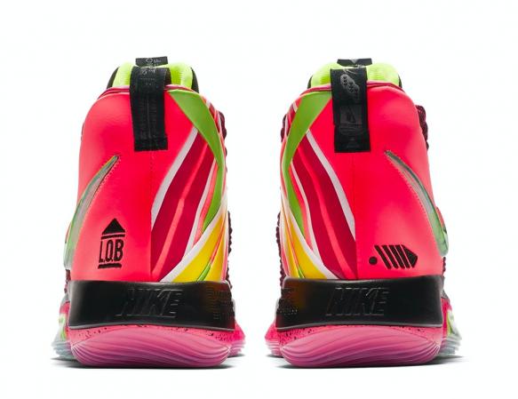 Nike Alphadunk - Баскетбольные Кроссовки - 4