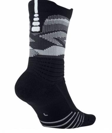 Nike Elite Versatility Basketball Crew - баскетбольные носки - 2