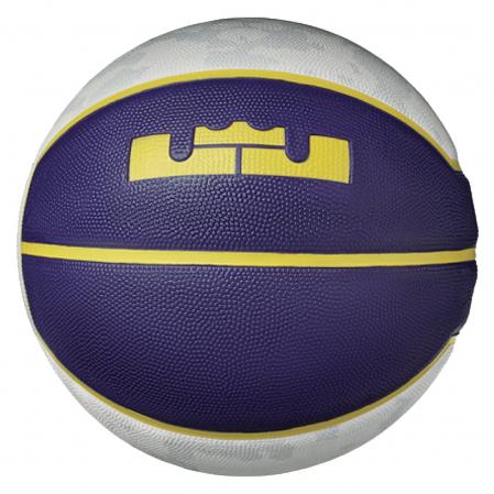 Nike Lebron Playground 4p - Универсальный Баскетбольный Мяч - 1