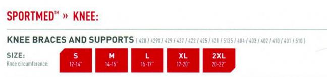 McDavid Neoprene Patella Knee Support With Spring Steel Stays - Укрепляющий наколенник - 2