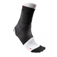 McDavid Ankle Support Mesh With Straps - Фиксатор лодыжки