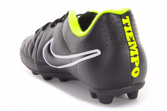 Nike Jr Tiempo Rio II Fg-R - Детские Футбольные Кроссовки - 5