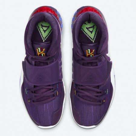 Nike Kyrie 6 - Баскетбольные Кроссовки - 3