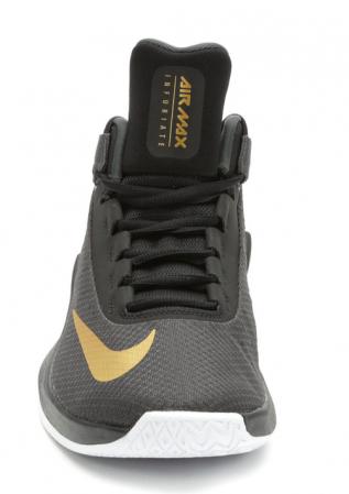 Nike Air Max Infuriate 2 Mid - Баскетбольные Кроссовки - 4