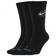 Nike Everyday Crew Basketball Socks (3 Pair) - Баскетбольные Носки