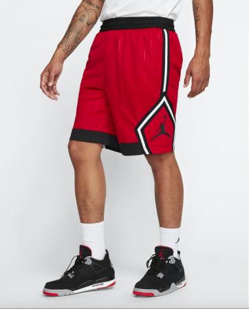 Jordan Jumpman Diamond Striped Short - Баскетбольные шорты - 4