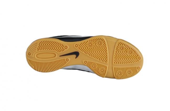 Nike JR Tiempo Rio II IC - Детские Футбольные Кроссовки - 2