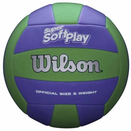Wilson SUPER Soft play - Мяч для Пляжного Волейбола - 1