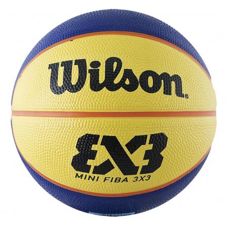 Wilson FIBA 3x3 Mini - Баскетбольный мини-мяч - 1