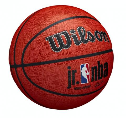 Wilson Jr. NBA Authentic Indoor/Outdoor Basketball - Универсальный Баскетбольный Мяч - 2