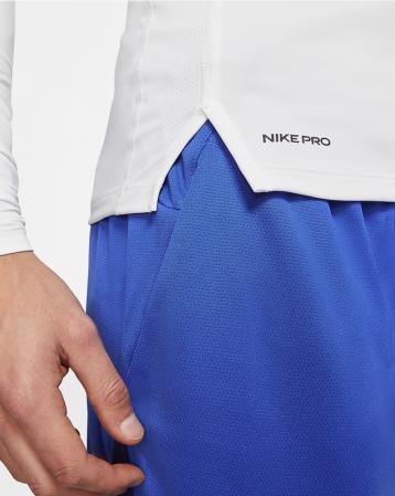 Nike Pro Tight Fit Long-Sleeve Top - Компрессионная Кофта - 4
