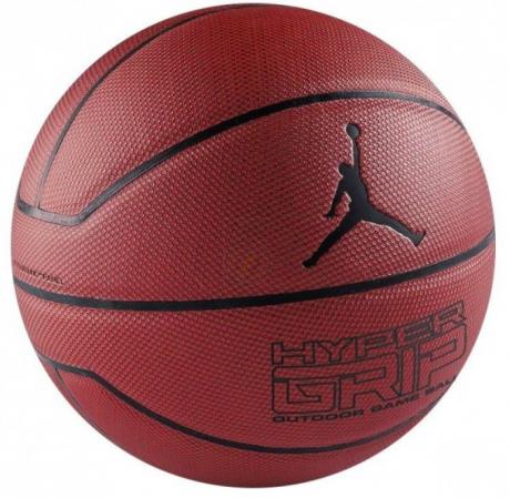 Air Jordan Hyper Grip 4p - Уличный баскетбольный мяч - 1