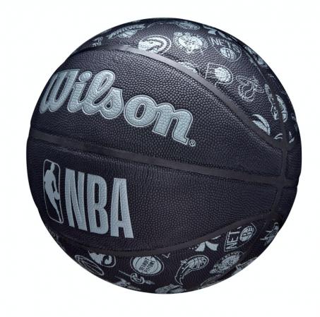 Wilson NBA All Team Basketball - Универсальный Баскетбольный Мяч - 3