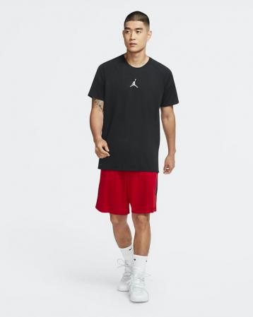 Jordan Air Dri-Fit SS Top - Мужская футболка для тренинга - 6