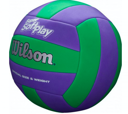 Wilson SUPER Soft play - Мяч для Пляжного Волейбола - 2