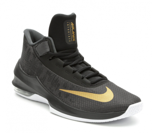 Nike Air Max Infuriate 2 Mid - Баскетбольные Кроссовки - 2