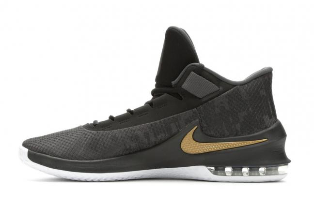 Nike Air Max Infuriate 2 Mid - Баскетбольные Кроссовки - 3