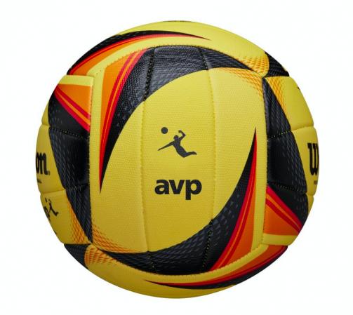 Wilson OPTX AVP Tour R - Мяч для Пляжного Волейбола - 4