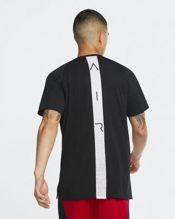 Jordan Air Dri-Fit SS Top - Мужская футболка для тренинга - 2