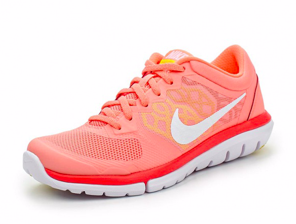 Nike Flex Run 2015 - Женские Кроссовки - 4
