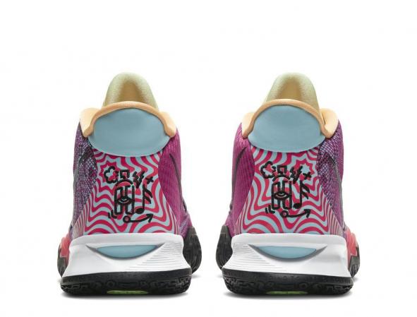 Nike Kyrie 7 - Баскетбольные кроссовки (DC0588-601) - 2