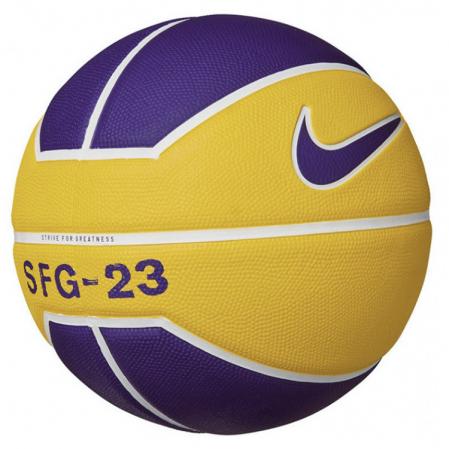 Nike Lebron Playground 4p - Универсальный Баскетбольный Мяч - 2