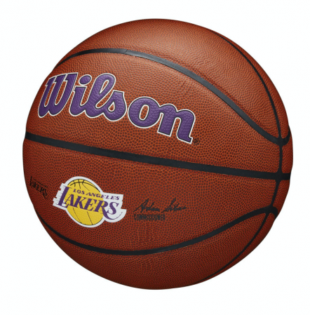 Wilson NBA Team Alliance Basketball - Баскетбольный Мяч - 5
