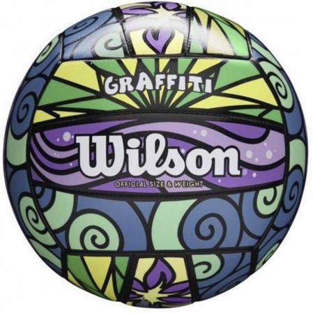 Wilson Graffity - Мяч для Пляжного Волейбола - 1