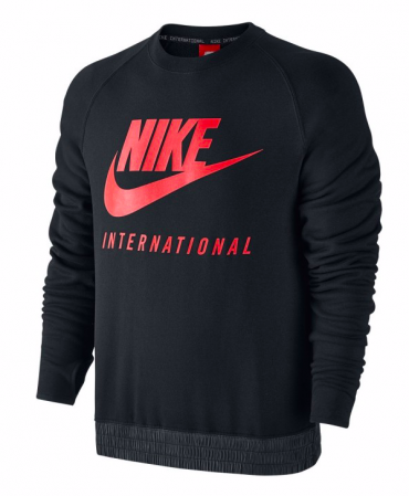 Nike International Crew - Мужская Кофта - 1