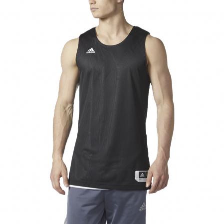 Adidas Reversible Crazy Explosive Jersey - Двухсторонняя Баскетбольная Майка - 4