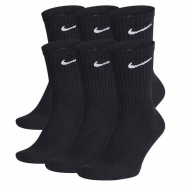 Nike Everyday Cushion Crew 6-pack - Спортивные Носки