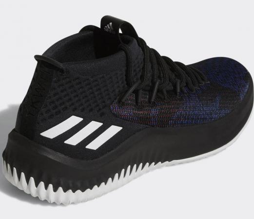 Adidas Dame 4 - Баскетбольные Кроссовки - 2
