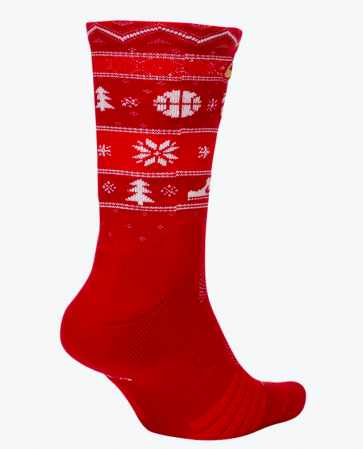 Nike Elite Christmas - Баскетбольные Носки - 2