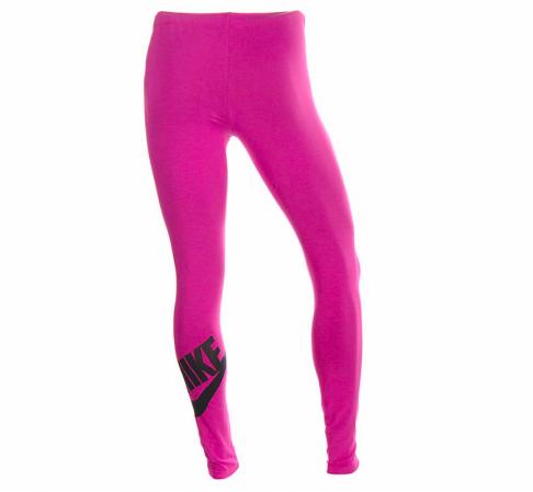 Nike Leg-A-See Logo - Женские лосины - 2