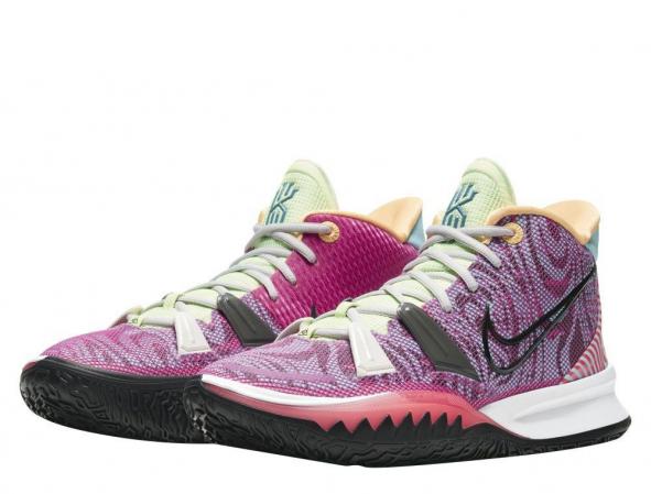 Nike Kyrie 7 - Баскетбольные кроссовки (DC0588-601) - 5