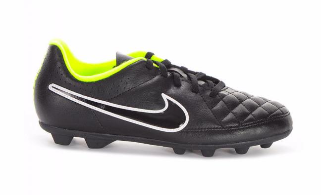 Nike Jr Tiempo Rio II Fg-R - Детские Футбольные Кроссовки - 2